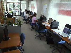 パソコン教室 さいぷす熊谷校 授業風景2